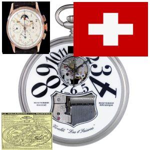 Ваше имя навеки на швейцарских часах - абсолютный раритет в швейцарском золоте!