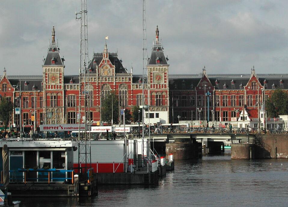 Голландия.