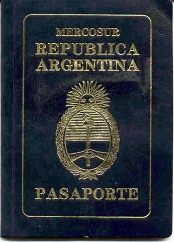 Гражданство и паспорт Аргентины