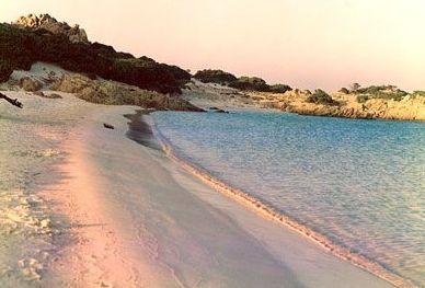 Остров в Италии, рядом с Сардинией.