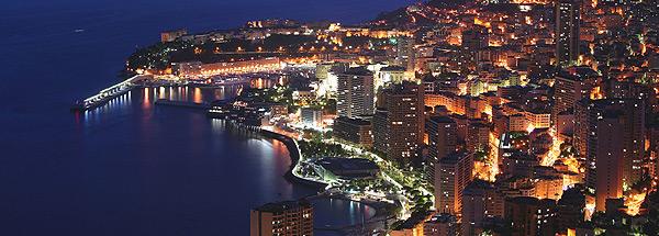 Крупный проект на границе с Монако.