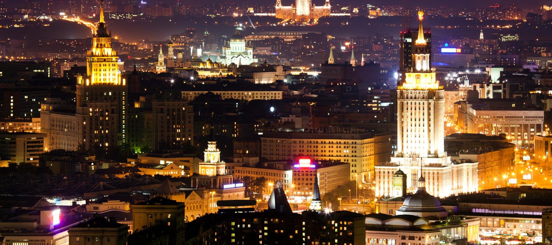 Проекты гостиниц в Москве