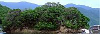 Круглый остров в Японии