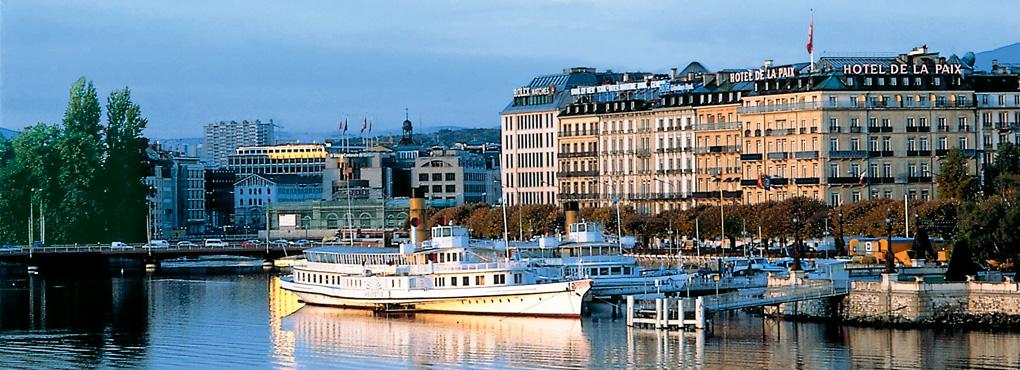 Буржуазный известнейший дом в Женеве – идеальный объект для капиталовложений.
