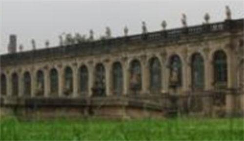 Замок в 1,5 часах езды от Берлина и Дрездена