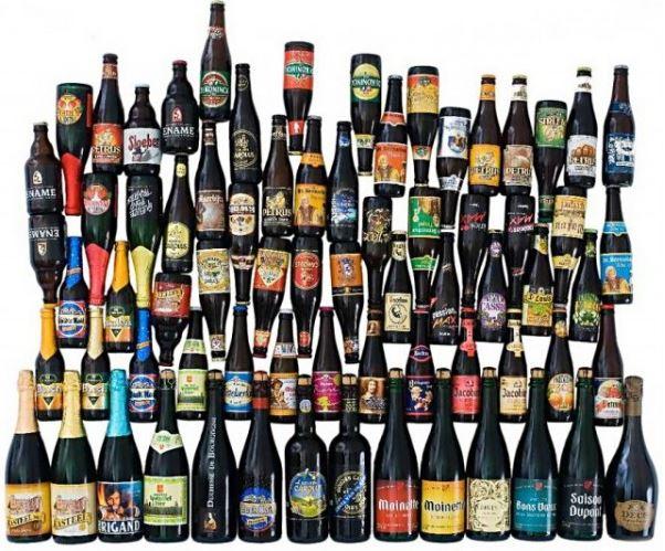 Производство бельгийского пива с Вашим собственным брендом!