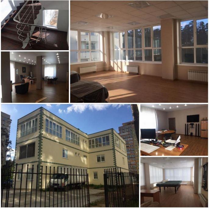 Продается 3-х этажное здание в городе Жуковский, Московской области