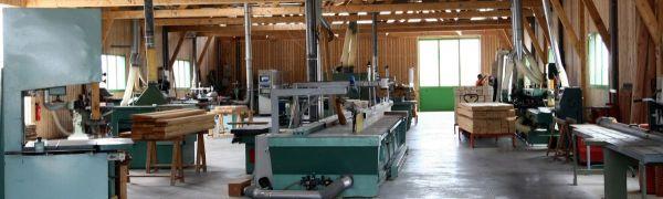 Производство пиломатериалов в Латвии, включая земельные участки и недвижимость.