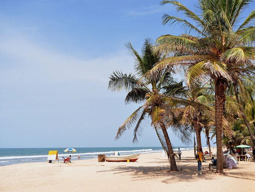 Гамбия - Участок 1,6 га под гостиницу или строительство вилл.