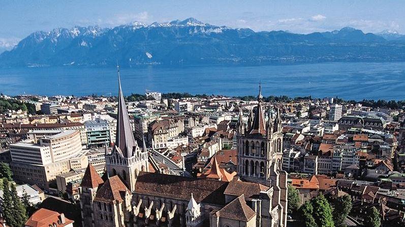 Гостиница Гарни в Швейцарии, в кантоне ВО, рядом с Лозанной и Женевой.
