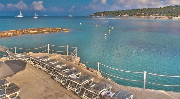 Гостиница в Антибах, Лазурный берег Франции – в 200 м от пляжей