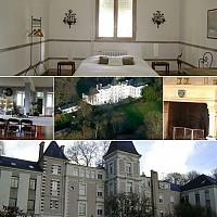 Замок во Франции, в 16 км от Ле-Мана, 55 минут от Парижа скоростным поездом