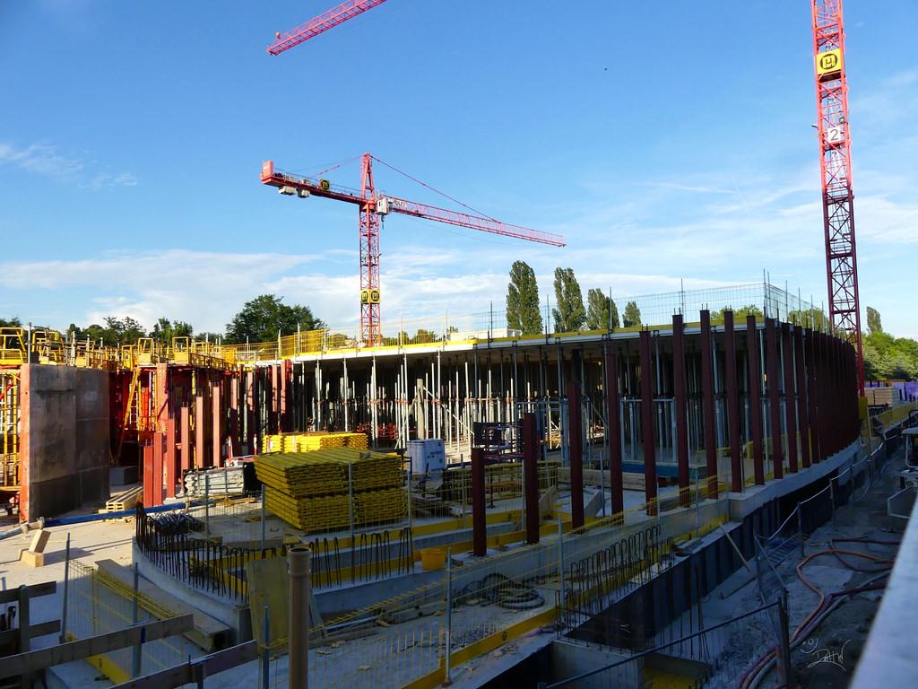 Предложение по участию в швейцарской компании по строительству в Лозанне, Швейцария