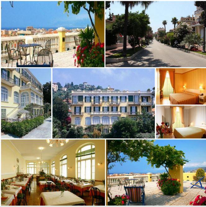 Гостиница в Италии, в 15 мин. от Монако и Лазурного Берега, в красивейшем и богатом городе Лигурии