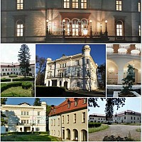 Замок в Чехии с гостиничным и релаксационным комплексом.