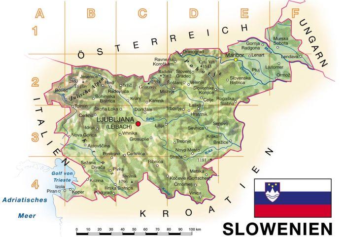 Бизнес в Словении по продаже и обслуживанию садового инвентаря, агротехники и пр.