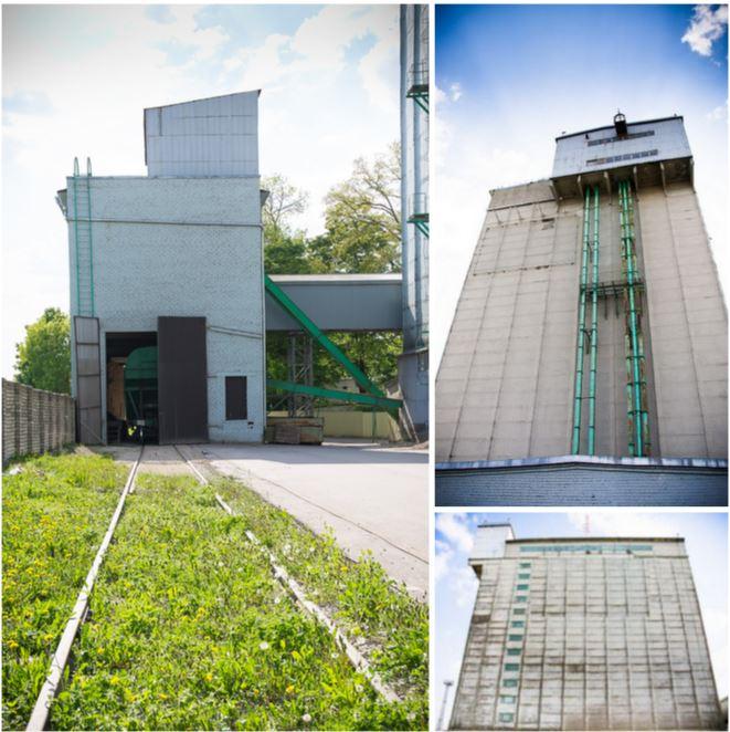 Продается элеватор-зернохранилище в Эстонии.