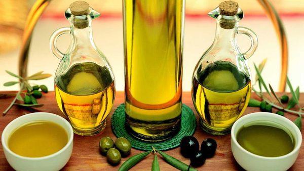 Предприятие по производству оливкового масла в Греции