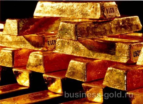 Золотые слитки в Вашем портфеле.