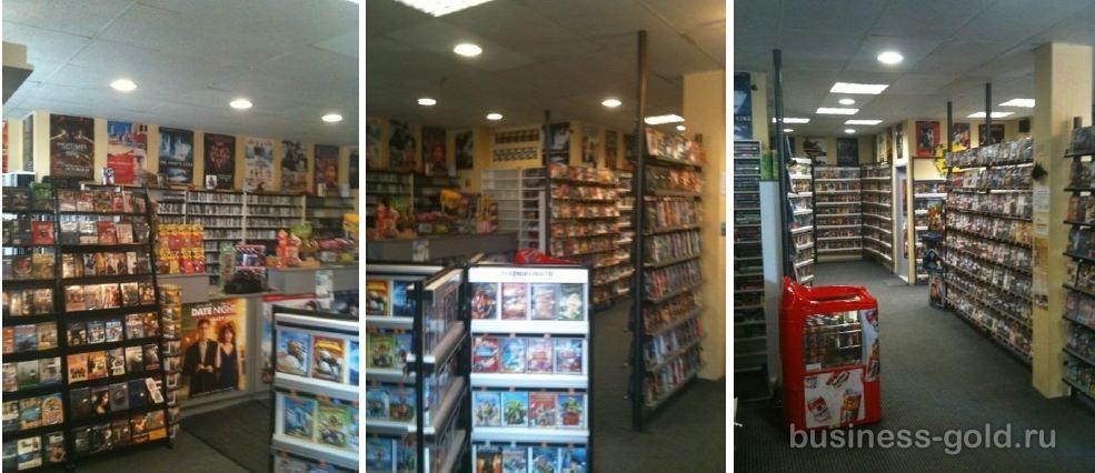 Видеотека в Бельгии,  в городе Левен
