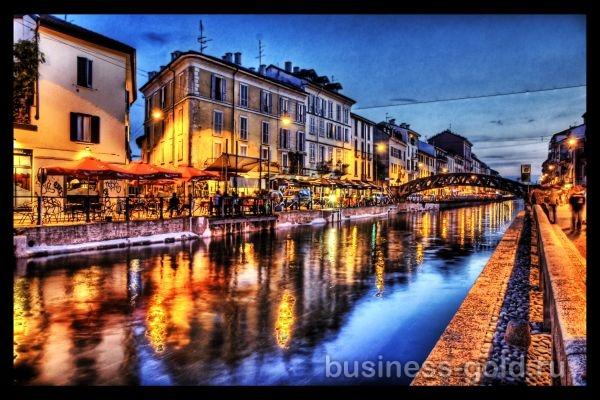 Продажа бизнеса с недвижимостью в Милане.