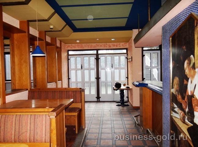 Ресторан, коммерческая площадь в Кельне, Германия, в современном доме за стоимость однокомнатной хрущевки в Москве!