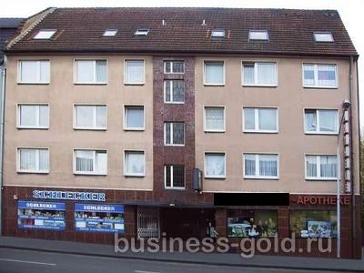Доходный дом в любимом городе индустриального короля Германии Круппа – Эссене, сердце индустриальной Германии, в Северной Вестфалии.