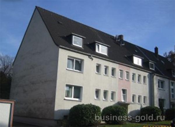 Три квартиры в доходном доме, центрально расположенным в городе Эссен, Германия