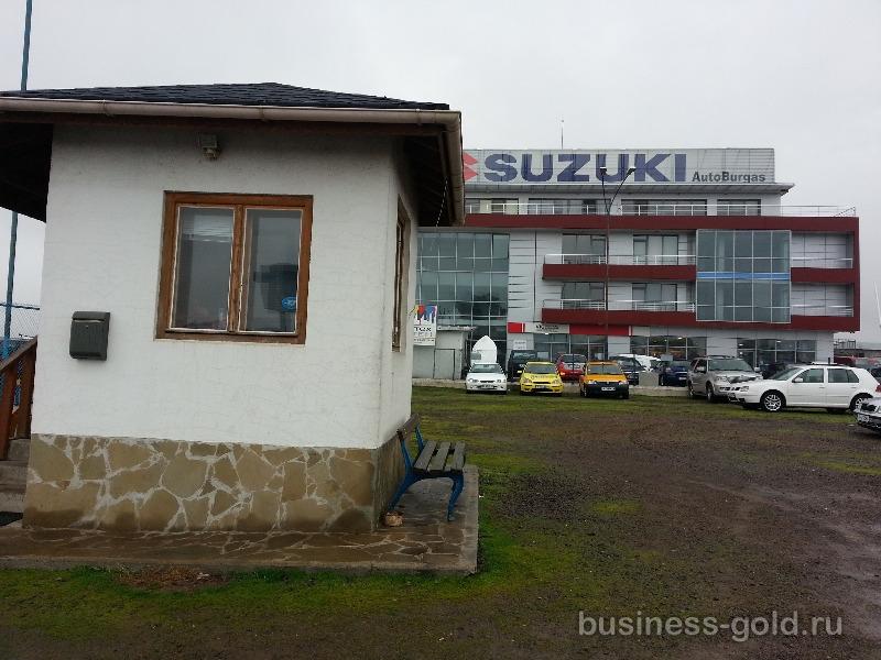 Автосалон в Болгарии