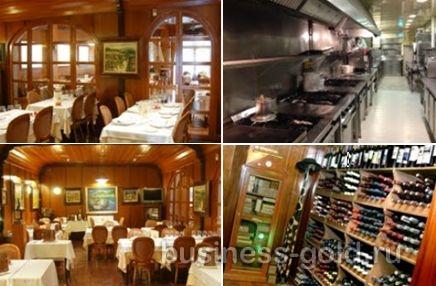Известнейший ресторан в Испании, в пригороде Барселоны.
