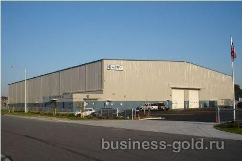 Продажа производственного предприятия в США.