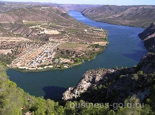Кемпинг-городок в Арагоне, Испания