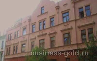 Доходный дом в Праге, рентабельность свыше 10% годовых