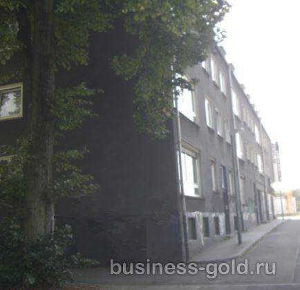 Жилой комплекс из трёх доходных домов в Германии