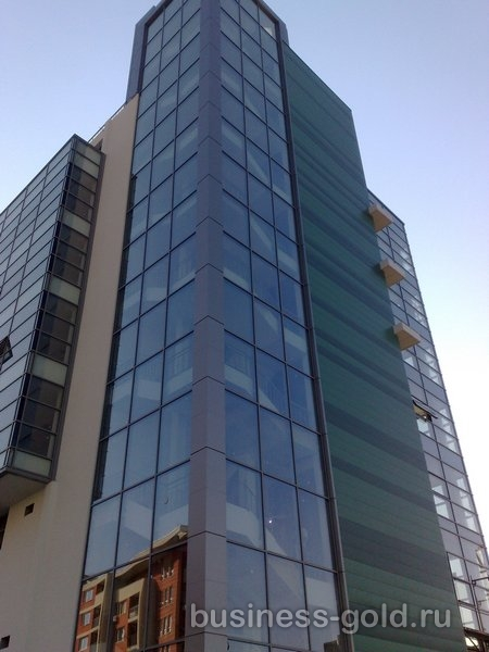 Бизнес центр в Софии - столице Болгарии