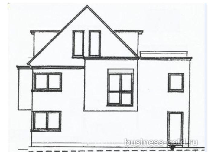 Новый дом на 5 квартир в Висбадене, Германия