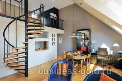 Современный жилой дом – резиденция, в полную собственность в привилегированном квартале Брюсселя – авеню Луиза.