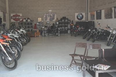 Редкий бизнес на Майорке (Испания) – аренда мотоциклов.