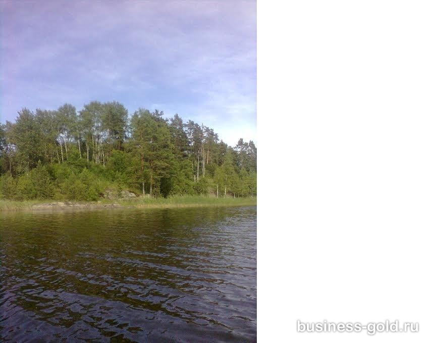 Продается остров в Карелии.