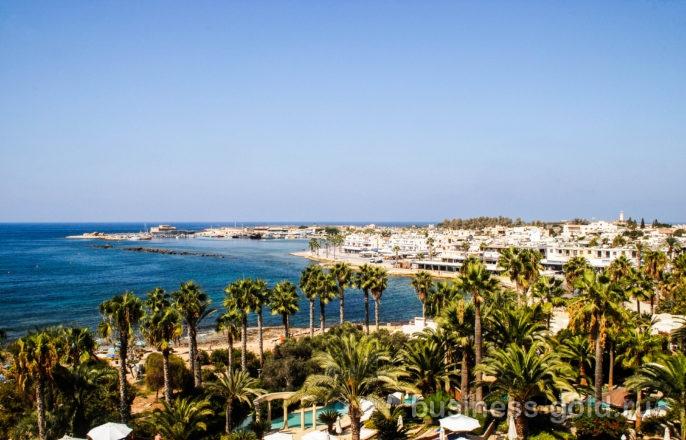 Гостиничный комплекс 5*****  на Кипре