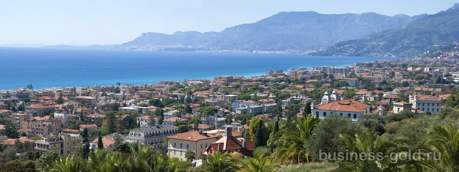 Гостиница на Лигурийском побережье Италии, рядом с пляжем