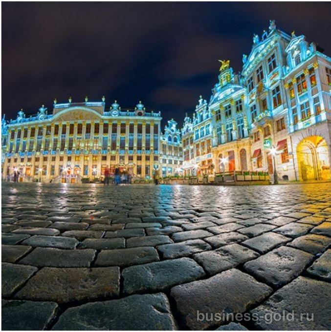 Гостиница рядом с Гран Плас в Брюсселе – истинная жемчужина 19 века.