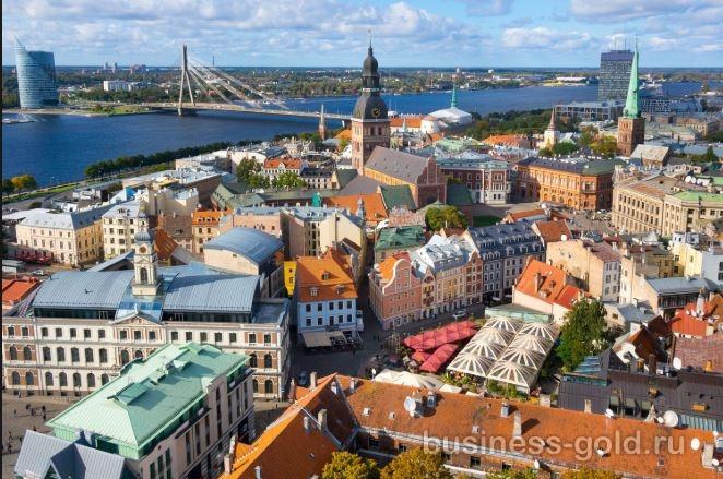 Высокорентабельный бизнес с крупной недвижимостью в Риге, Европа.